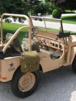 Greg Olzewski's 1947 Willys CJ-2A Jeep 3