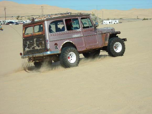 Kaiser Willys Jeep of the Week: 008