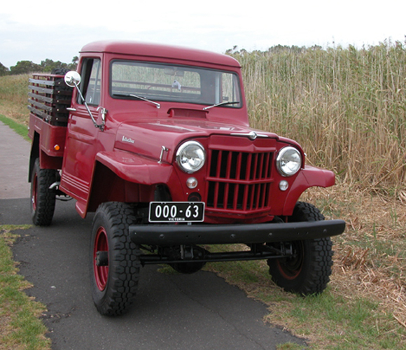 1000+ Images About Willys Jeep On Pinterest