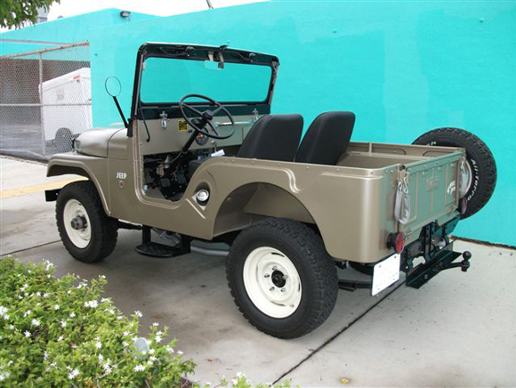 Willys Cj Jeep