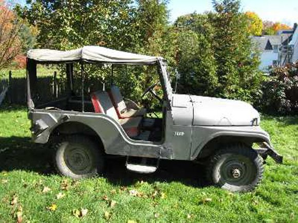 Willys Jeeps for Sale
