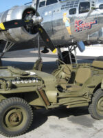 Dave Boehmer's 1944 Willys MB