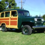 Kaiser Willys Two-Tone Paint Colors