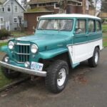 Kaiser Willys Jeep of the Week: 015