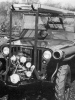 CJ-2 Fire Truck