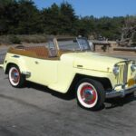 Willys Jeepster (VJ) Brief History