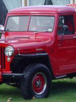 Fred Schreiner 1948 Willys Truck