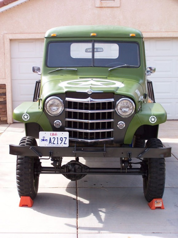 Willys Truck E on Willys Truck Body Kits