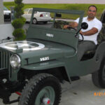 Felipe Sanchez's 1947 CJ-2A