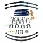 Willys Jeep Parts Q&A: Suspension Overhaul Kit