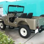Willys CJ-5: Brief History