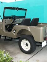 Bryan Pyke's 1966 Willys CJ-5 Jeep