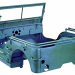 Willys Jeep Parts Q&A: Body Tub Kit