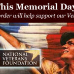 Memorial Day Sale to Benefit U.S. Veterans