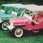 Willys Surrey Gala Jeep 1959-1964