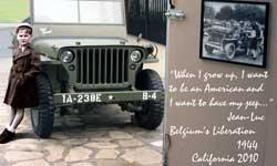 GPW Jeep - Jean Luc