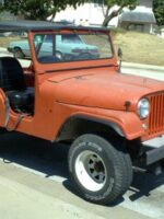 Joe Clark's 1960 CJ-5 Jeep