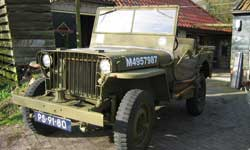 Willys MB Jeep - Wim Van Snippenburg