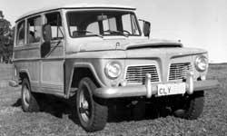 Willys Wagon - Mario Trivellato