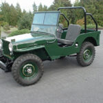 Kaiser Willys Jeep of the Week: 036