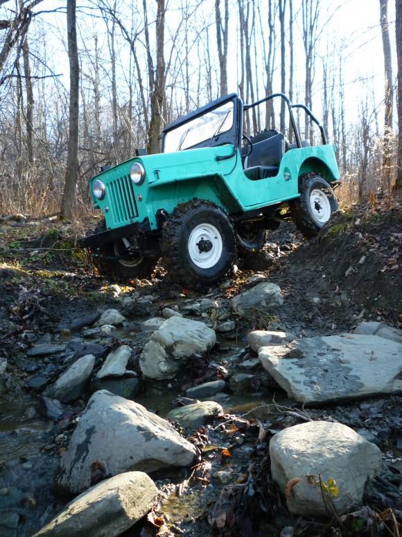 Jeep CJ - Wikipedia, the free.