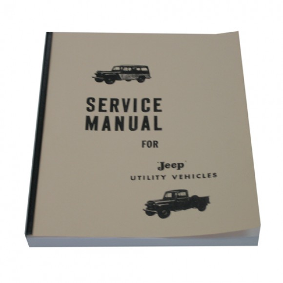 Willys Jeep Parts Q U0026a  Service Manual    Kaiser Willys