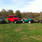 New Kaiser Willys Jeep members