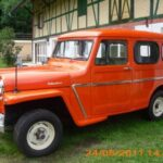 Kaiser Willys Jeep of the Week: 029