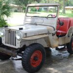 Willys CJ-3A: Brief History