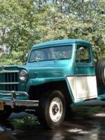 Chris Veal's 1962 Willys Truck