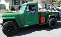 Cameron Danner-Willys 1948 Truck