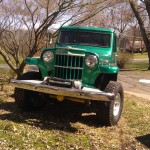 Kaiser Willys Jeep of the Week: 037