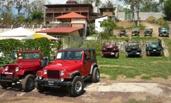 Juan Lopez Badillo-Willys Jeeps
