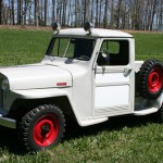 Kaiser Willys Jeep of the Week: 038