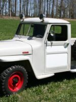 Blake Reynold's 1948 Willys Pickup Truck