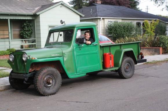 Cameron Danner's 1948 Willys Truck