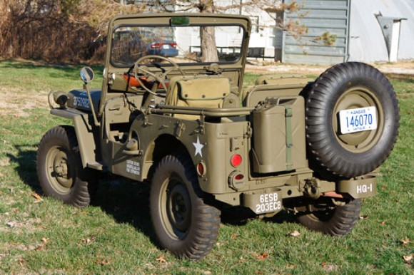 Willys Jeep M38 – A Brief History