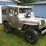 Kaiser Willys Jeep of the Week: 039