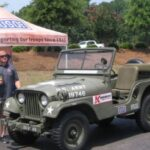 """Salute Our Troops"" Jeep Tour"