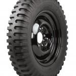 Willys Jeep Parts Q&A: Square Shoulder Tires