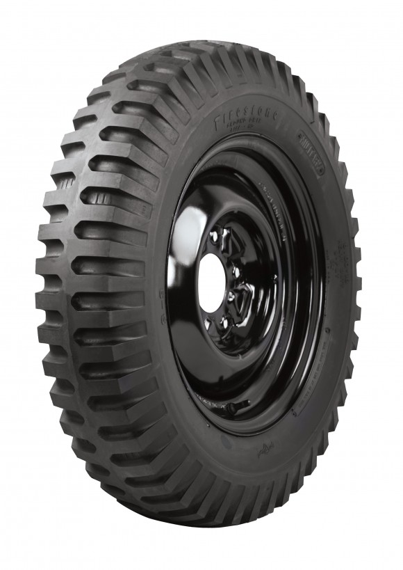 Firestone jeep tires