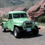 Kaiser Willys Jeep of the Week: 047