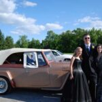 A Jeepster for Prom