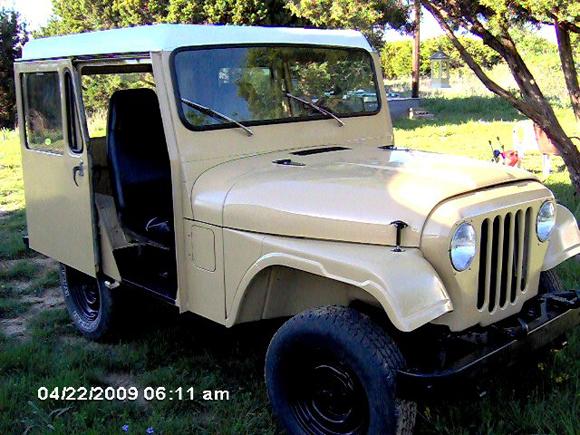 Willys DJ 5 Jeep 52 jay stanfield's dj 5 \