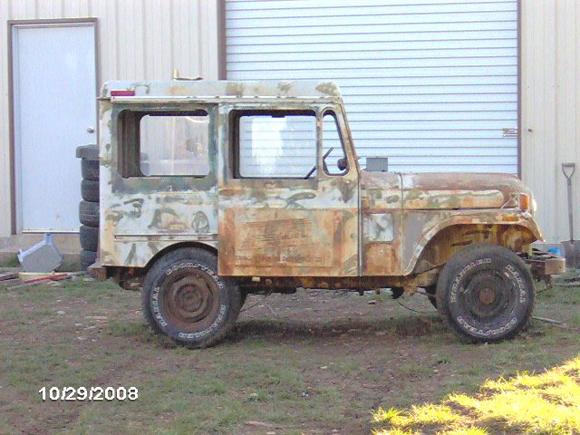 Willys DJ 5 Jeep jay stanfield's dj 5 \