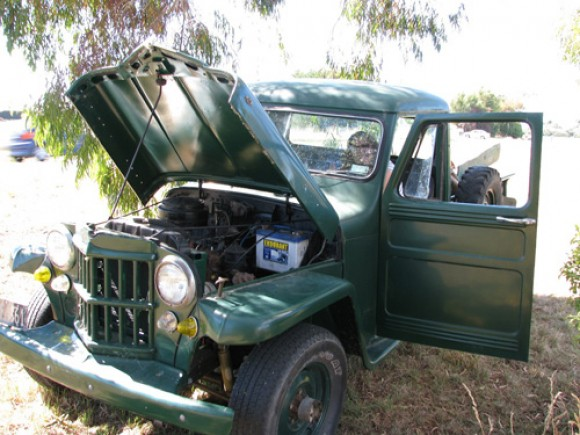 Wainui Willys Works Pickup Purchase Kaiser Willys Jeep Blog