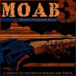 Moab 3: Willys Overland Rally 2012