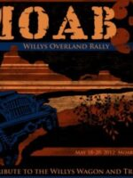 Moab - Willys Overland Rally