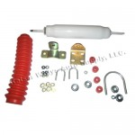 Willys Jeep Parts Q&A: Steering Stabilizer Kit