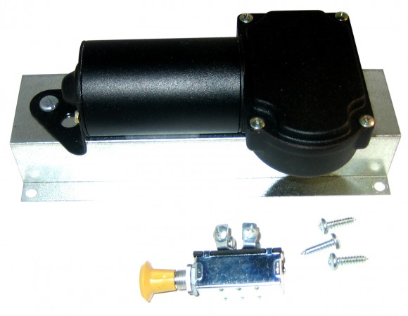 Willys jeep parts q a windshield wiper motor conversion kit for Windshield wiper motor kit